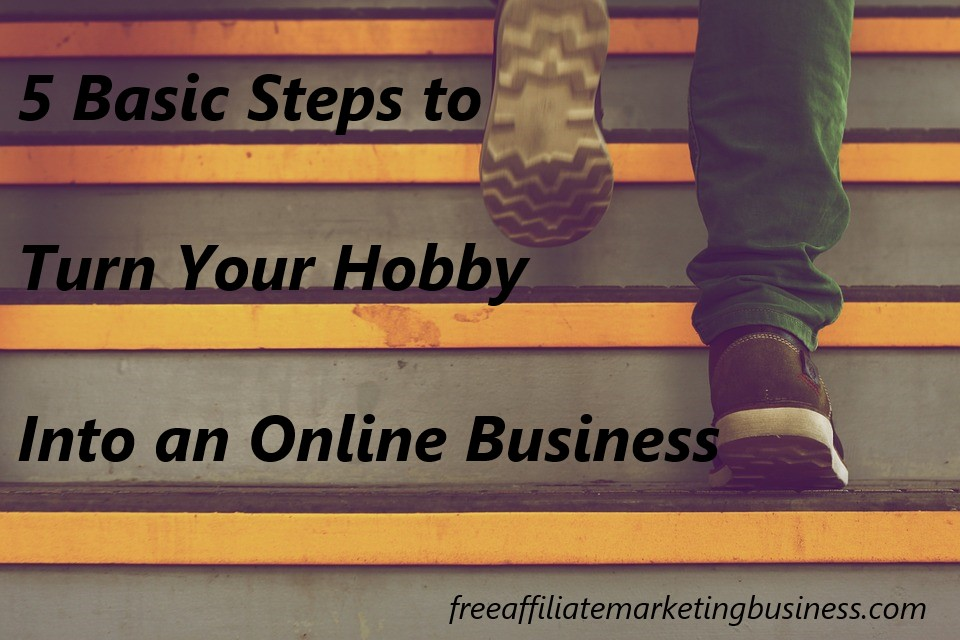 Online Business Basic Steps