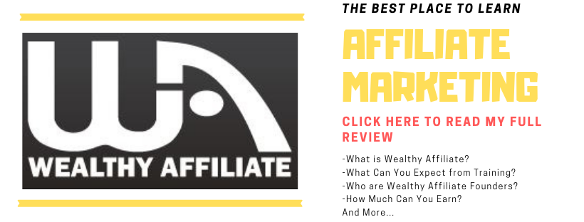 Wealthy Affiliate Custom Banner