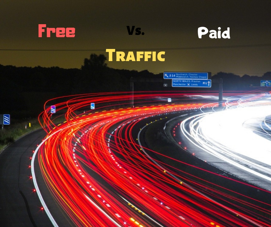 Free Vs. Paid Traffic