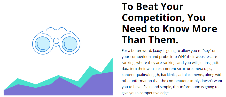 To Beat Your Competition, You Need to Know More Than Them