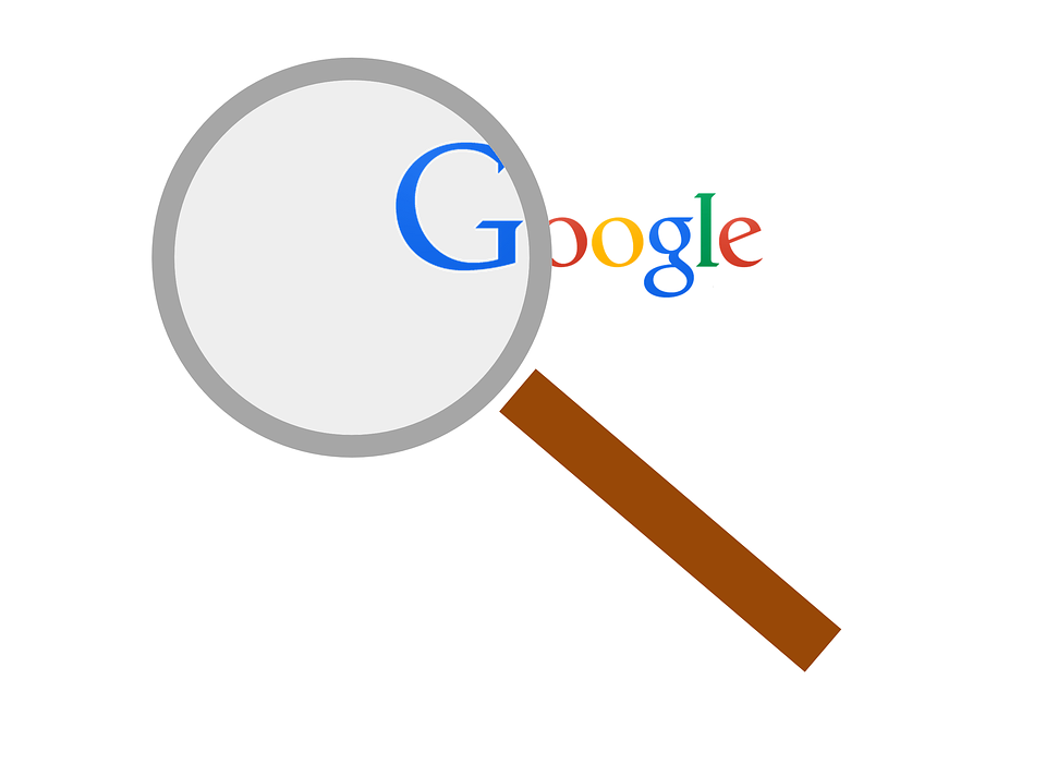 Google Search Magnifier
