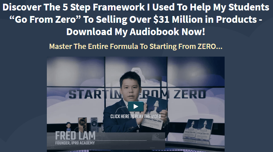 Starting From Zero Official Website