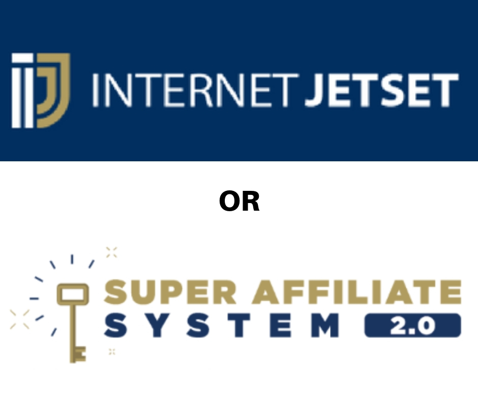 Super Affiliate System or Internet Jetset