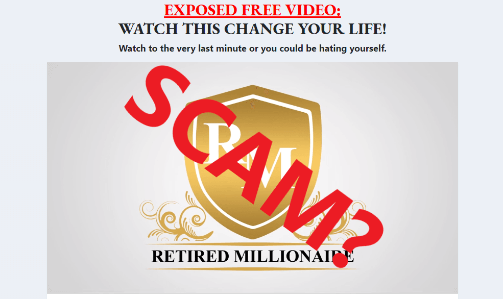 Easy Retired Millionaire Review - a Scam?