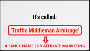 Income Profits Review - Traffic Middleman Arbitrage