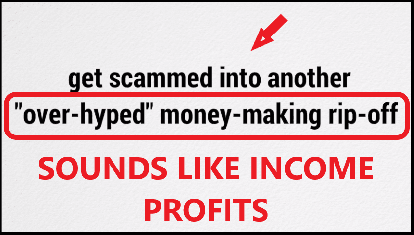 Your Income Profits Review - Over Hyped Claim