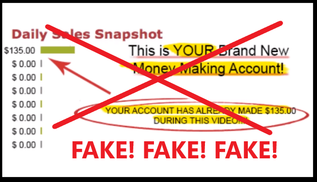 Instant Profit Sites Review - Fake Account