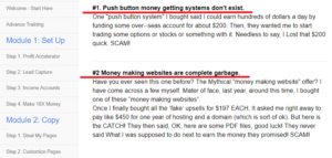 Instant Profit Sites Review - Scam Warnings