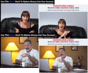 One Click Payday Review - Fake Testimonials