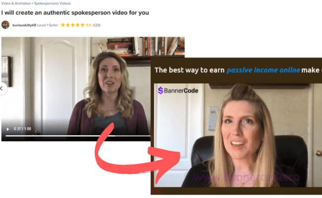 Banner Code Review - Fake Testimonials