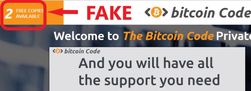 Bitcoin Code Fake Scarcity