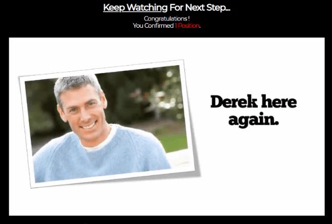 Millionaire Bizpro Derek Maxwell
