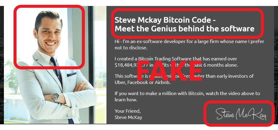 Bitcoin Code Steve Mckay