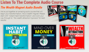 The Wealth Magnet System Audiotapes