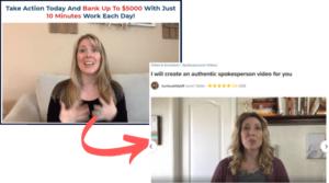 10 Minute Paydays - Fake Testimonial