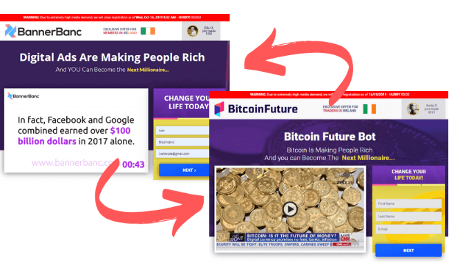 Banner Banc Review - Clone Scam