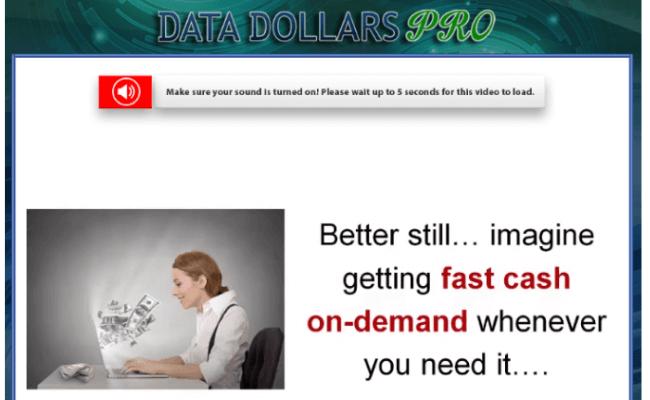 Data Dollars Pro Misleading Claims
