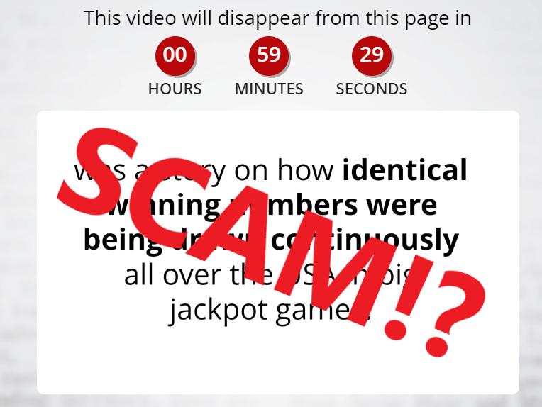 Lotto Profits Review - Scam