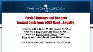 The Midas Legacy Fake Claims