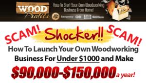 Wood Profits Review - Scam