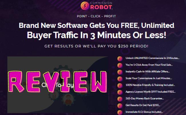 Commission Robot Reviews