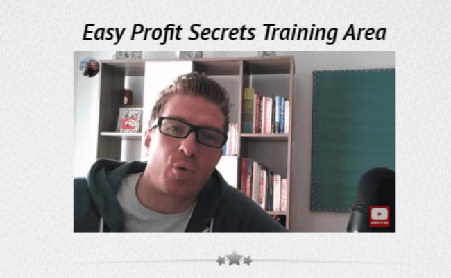 Easy Profit Secrets - Members Area