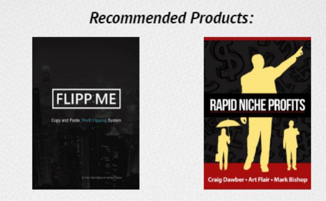 Easy Profit Secrets - Recommendations