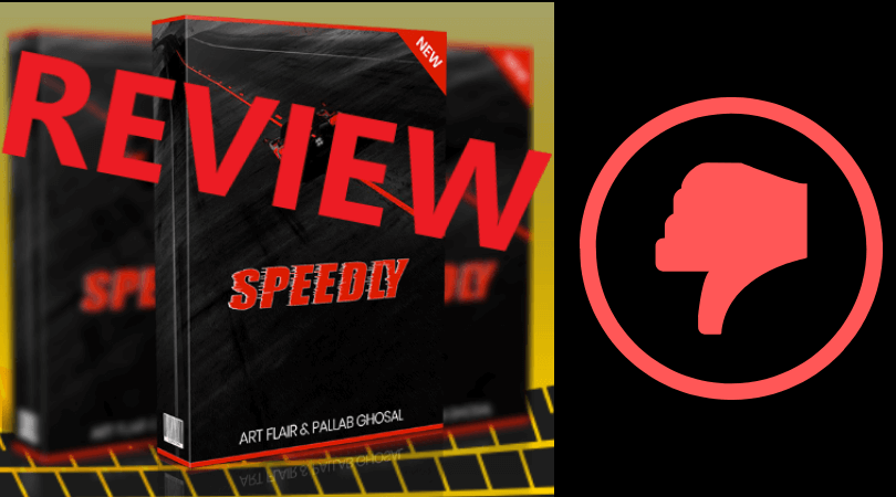 Speedly Review - Not Approved