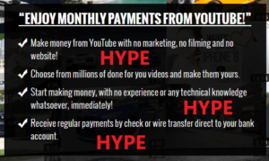 YouTube Secrets Review Sales Page