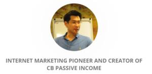 CB Passive Income - Patric Chan