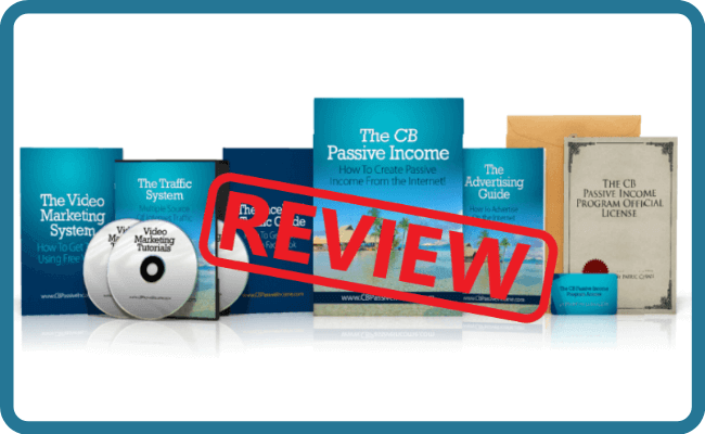 CB Passive Income Review