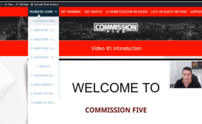 Commission Five Review - Video Training