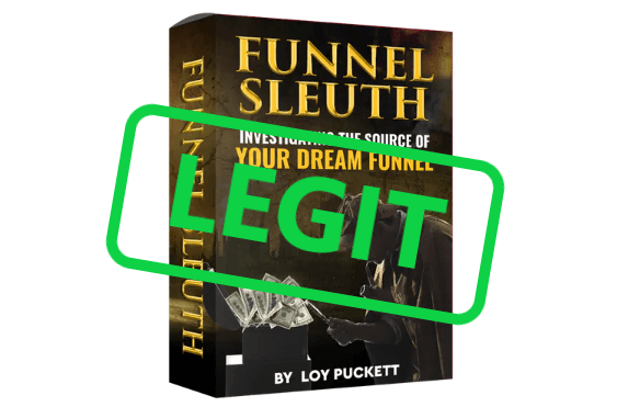 Funnel Sleuth Review- Legit