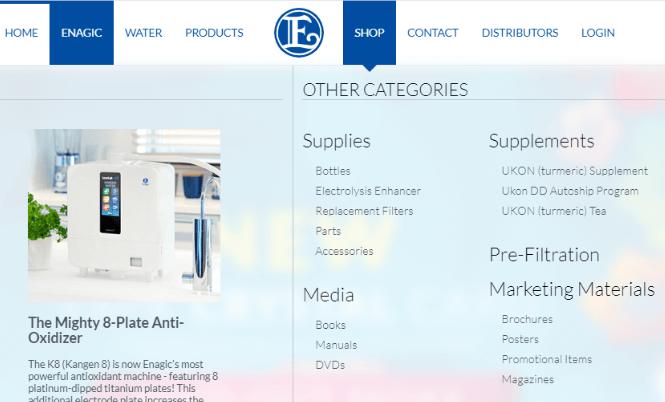 Affiliate Institute Offers Enagic