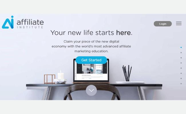 Affiliate Institute Website
