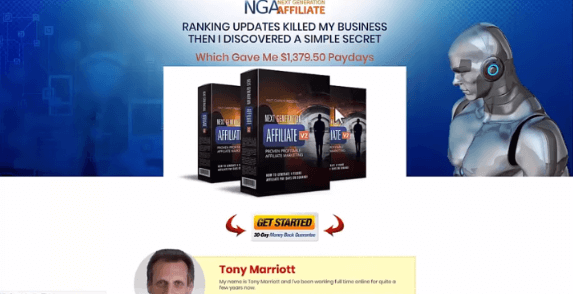 Easy Pro Funnels Example Funnel