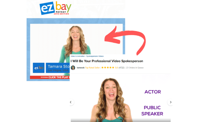 EZ Bay Payday Fiverr Testimonials