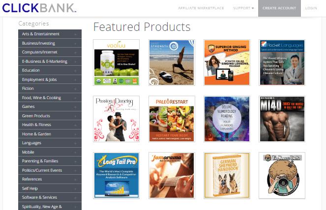 Income League - Click Bank