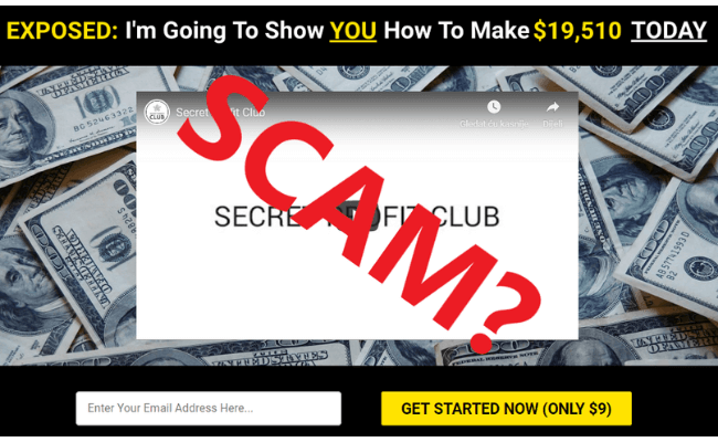 Secret Profit Club Review - A Scam or $1000's Per Week?