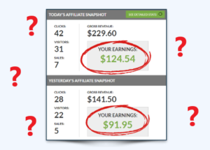 Affiliate Domination Blueprint - Income Claims