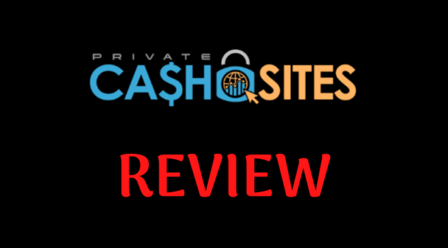 Private Cash Sites Review