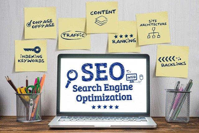 Search Engine Optimization - OMG Machines