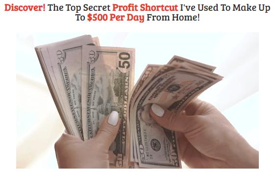 The Profit Shortcut Get-Rich-Quick BS