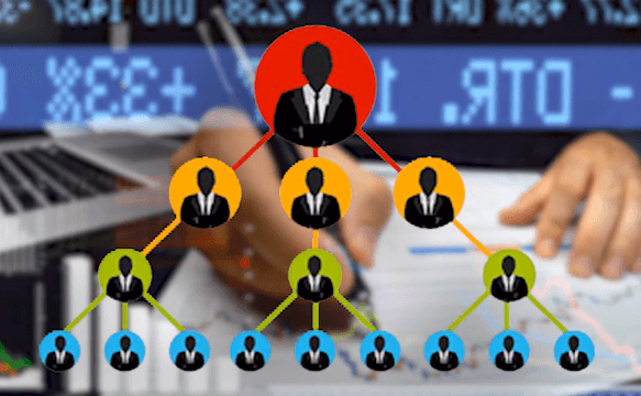The Profit Shortcut Pyramid Scheme Model