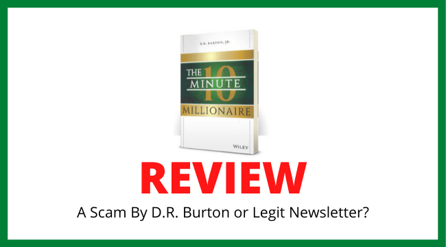 10 Minute Millionaire Insider Review