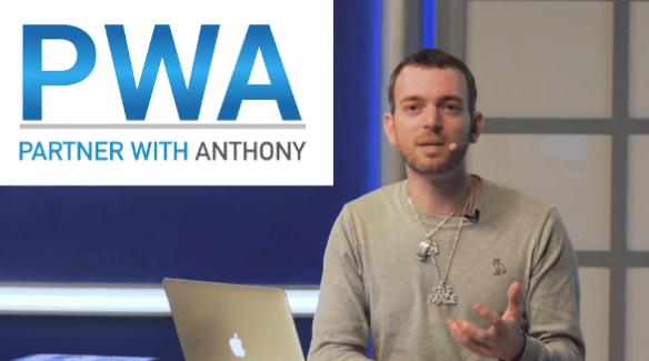Partner With Anthony - Anthony Morrison