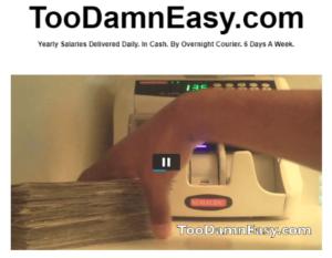 Too Damn Easy - Owner Q