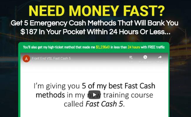 Fast Cash 5