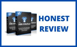 The Milk-It Method Review