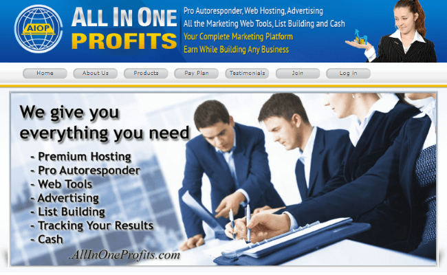 All In One Profits Reviews